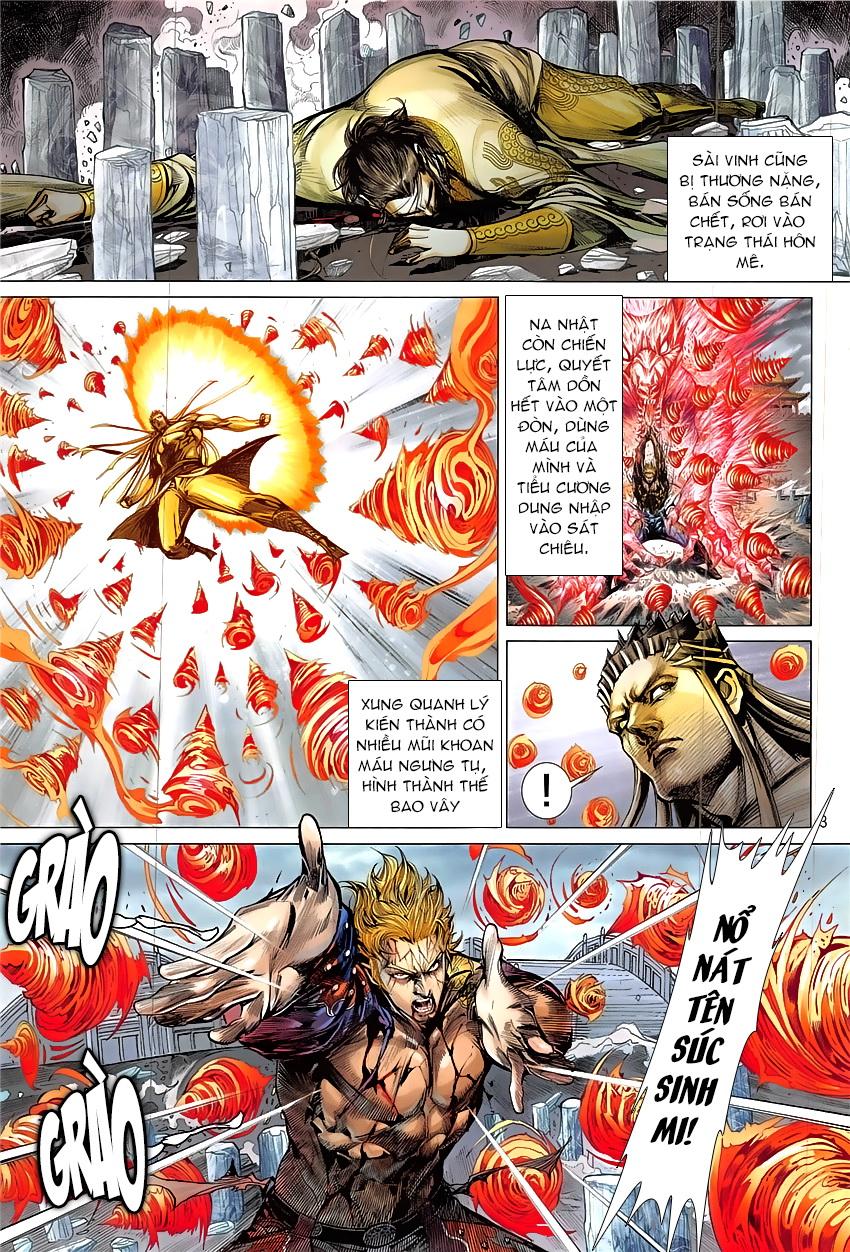 Thiết Tướng Tung Hoành Chap 224