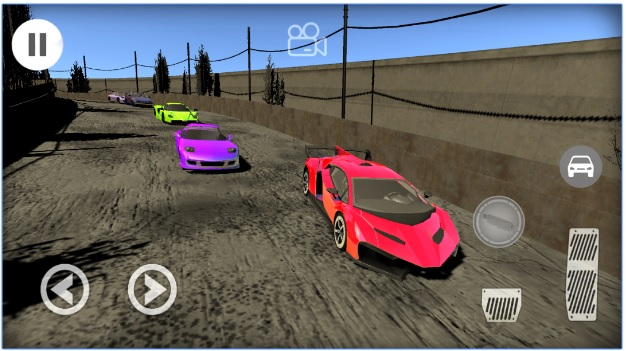 Nitro Rivals Racing Apk