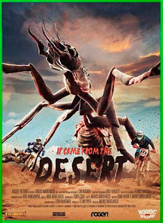 It Came from the Desert (2017) | DVDRip Latino HD GDrive 1 Link