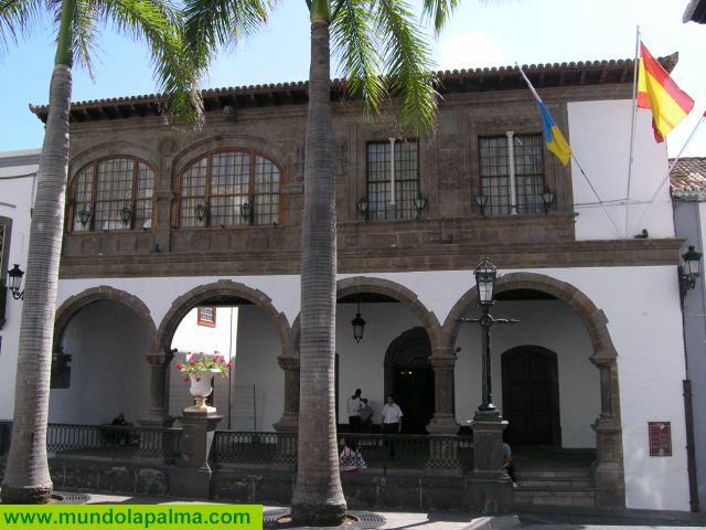 El Ayuntamiento de Santa Cruz de La Palma presenta un proyecto de presupuestos con un aumento de la inversión de 2,1 millones