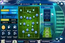 Pc Futbol 18 Juego Online De Manager De Equipos De Futbol