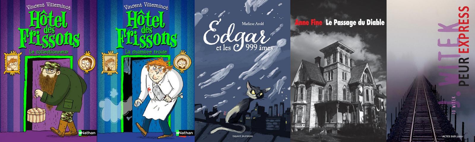 La Ronde Des Livres Selection De Livres Pour Halloween