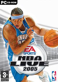 NBA Live 2005 PC Full Español Descargar