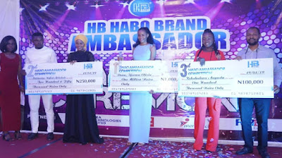Thrills As HABO Unveils Winners Of Instagram Competition, Mobile App (photo)