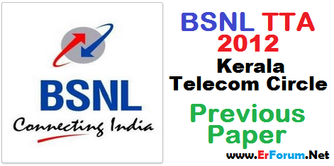bsnl-je-2012-solved-paper