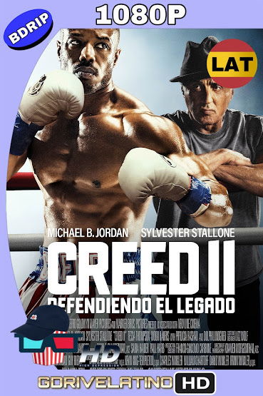 Creed II: Defendiendo el Legado (2018) BDRip 1080p Latino-Ingles MKV