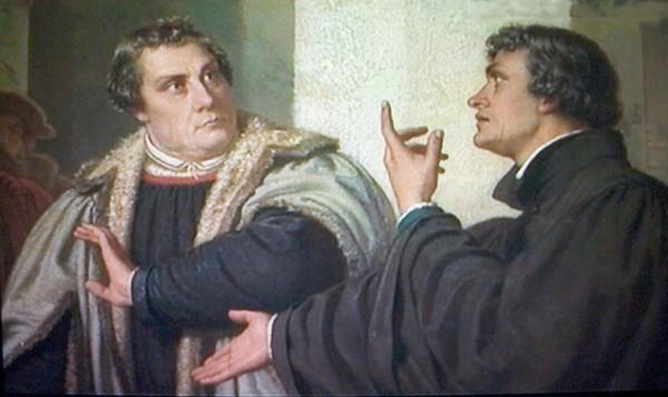 Lutero-Zwinglio