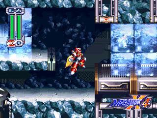 تحميل لعبة mega man x4 للكمبيوتر