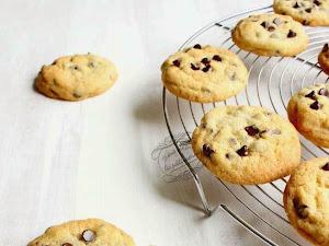 Les meilleurs cookies aux pépites de chocolat !