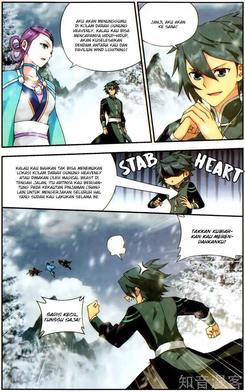 Battle Through Heaven Chapter 232-14