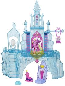 Crystal Castle Playset My Little Pony Explore Equestria Merch
