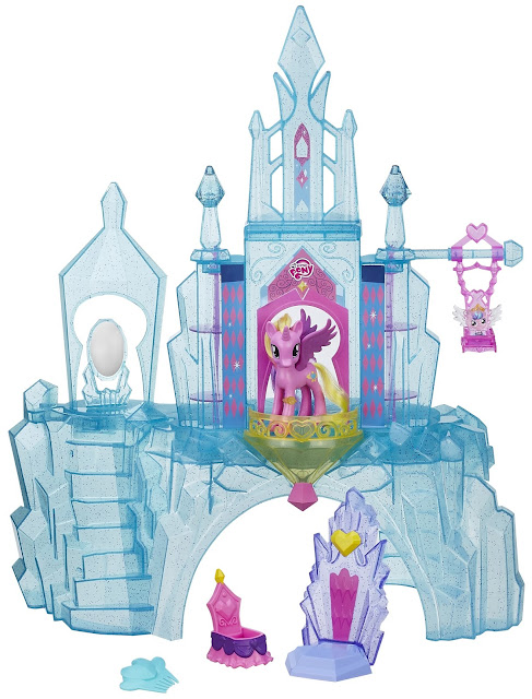 Crystal Castle Playset My Little Pony Explore Equestria Merch