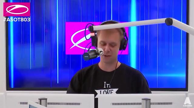 A State Of Trance Episode 803 (Armin van Buuren)