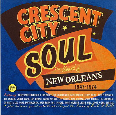 song city of new orleans