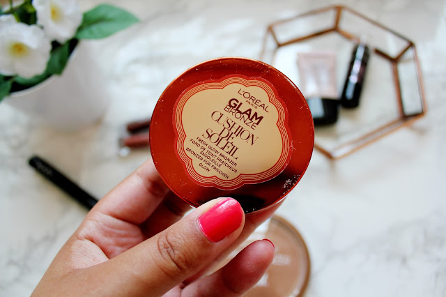 L'oreal Paris Glam Bronze Cushion Soleil Review