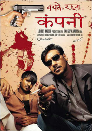 Poster of Company 2002 DVDRip Full Hindi Movie Download