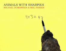 Animals with Sharpies