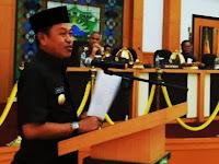 Bupati Pangkep Gusar, Sejumlah Pimpinan OPD Belum Hadir Saat Akan Bacakan LKPJ 2018