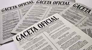 """Oficializan en Gaceta Nº 41269 """"ajuste  base de calculo para el pago del cestaticket """""""