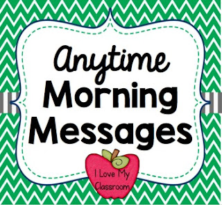 https://www.teacherspayteachers.com/Product/Anytime-Morning-Messages-Community-Building-Prompts-2585737