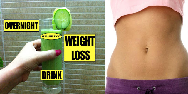 This Fat Cutter Green Drink Reduce Your 5 KG Weight In 5 Days [Morning Routine Drink]