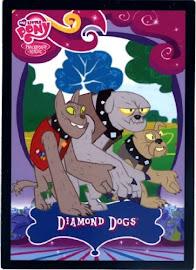 My Little Pony Diamond Dogs Series 2 Trading Card