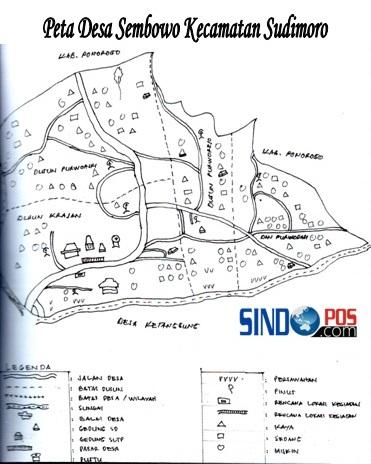 Profil Desa & Kelurahan, Desa Sembowo Kecamatan Sudimoro Kabupaten Pacitan