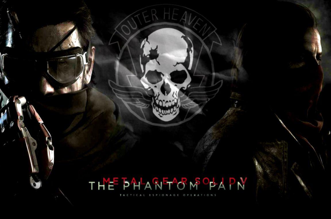 Metal Gear Solid 5 Ps4 Game Wallpaper Image Wallpapers