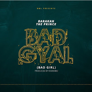 Download Audio: Barakah The Prince - Bad Girl   Mp3   New Song 2019