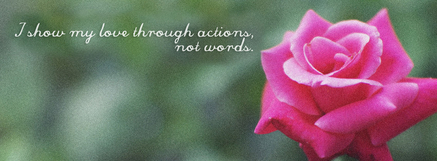 Cute Roses Wallpapers With Wordings Free Download Beautiful Love Facebook Timeline Covers