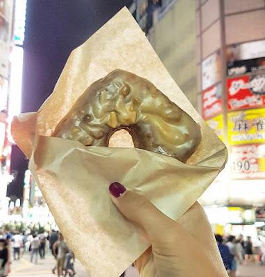 Doughnut Plant Peanut Butter Jelly Donut