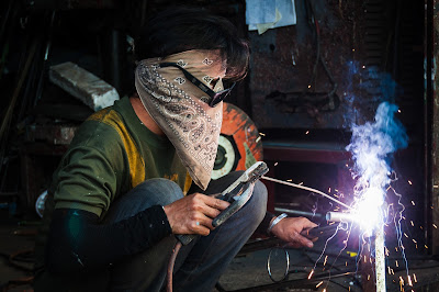 become a profesional welder