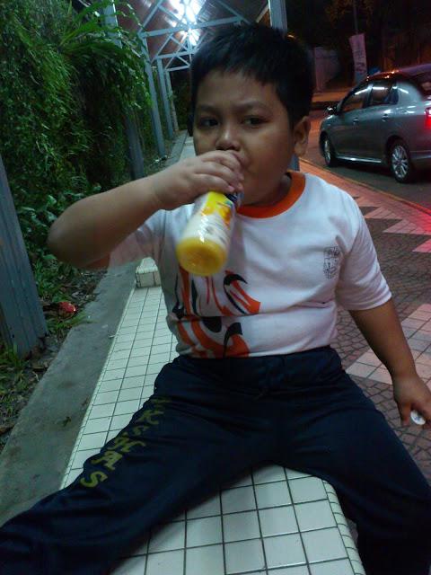 Saya pelajar SK Sultan Hisamuddin Alam Shah