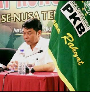 PKB Lombok Tengah Yakin Jokowi Menang, Ketua PKB Ajak Masyarakat Pandai Bersyukur