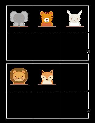 自製玩具-風琴投卡盒 小卡片 03