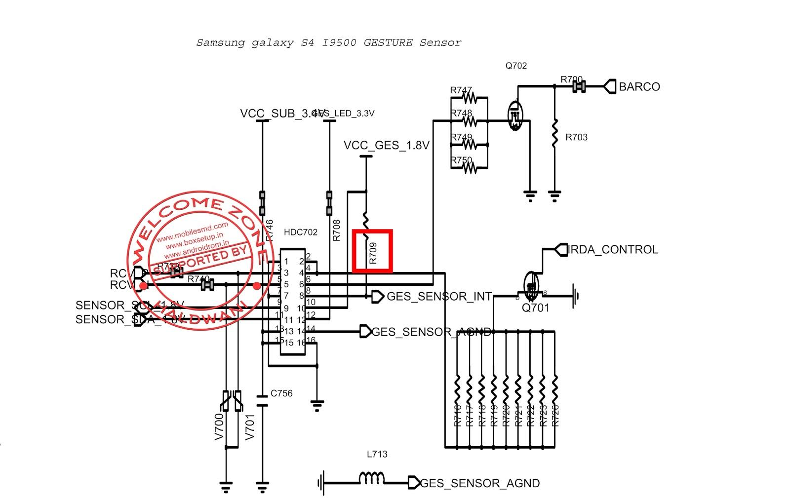 samsung i9500 schematic diagram