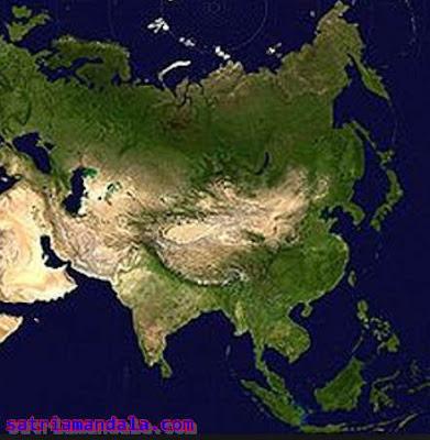 Nama - Nama Negara Di Asia Dalam Bahasa Arab