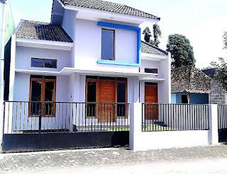Rumah Baru Dijual Godean di Sidoarum Yogyakarta Dalam Perumahan