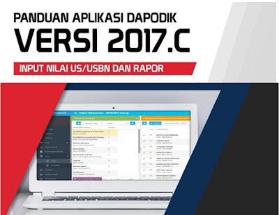 PANDUAN PEMBAHARUAN APLIKASI DAPODIK VERSI 2017c