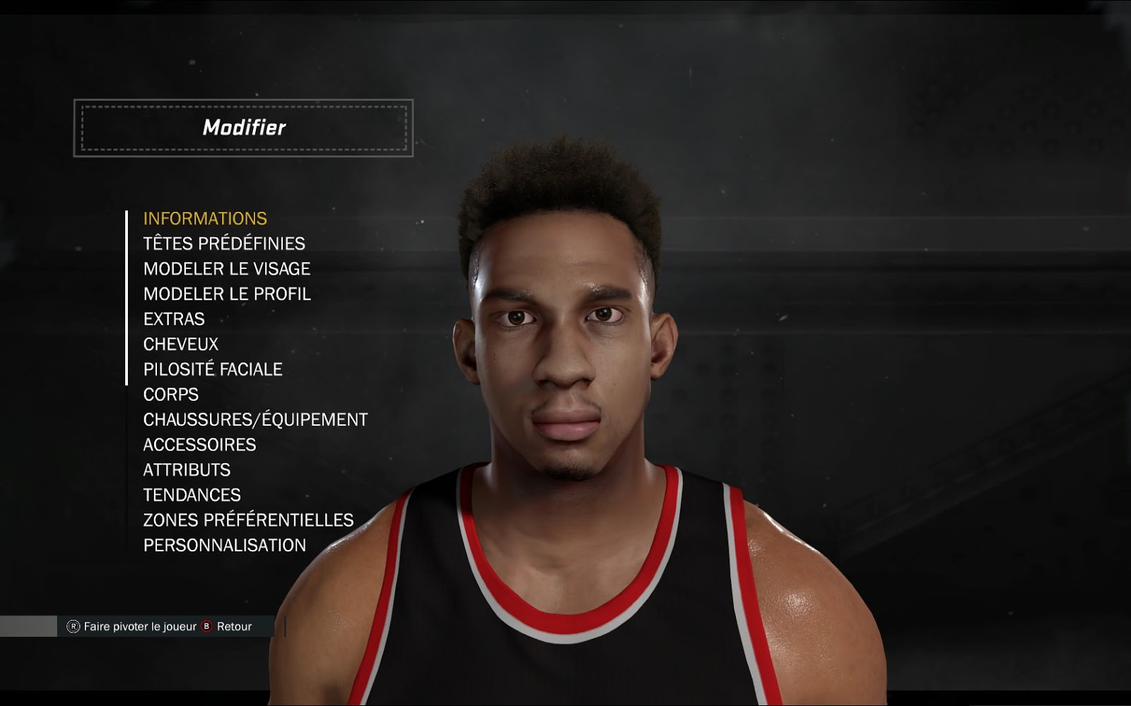 DNA Of Basketball | DNAOBB: NBA 2K17 Terrance Ferguson Cyberface by Issy