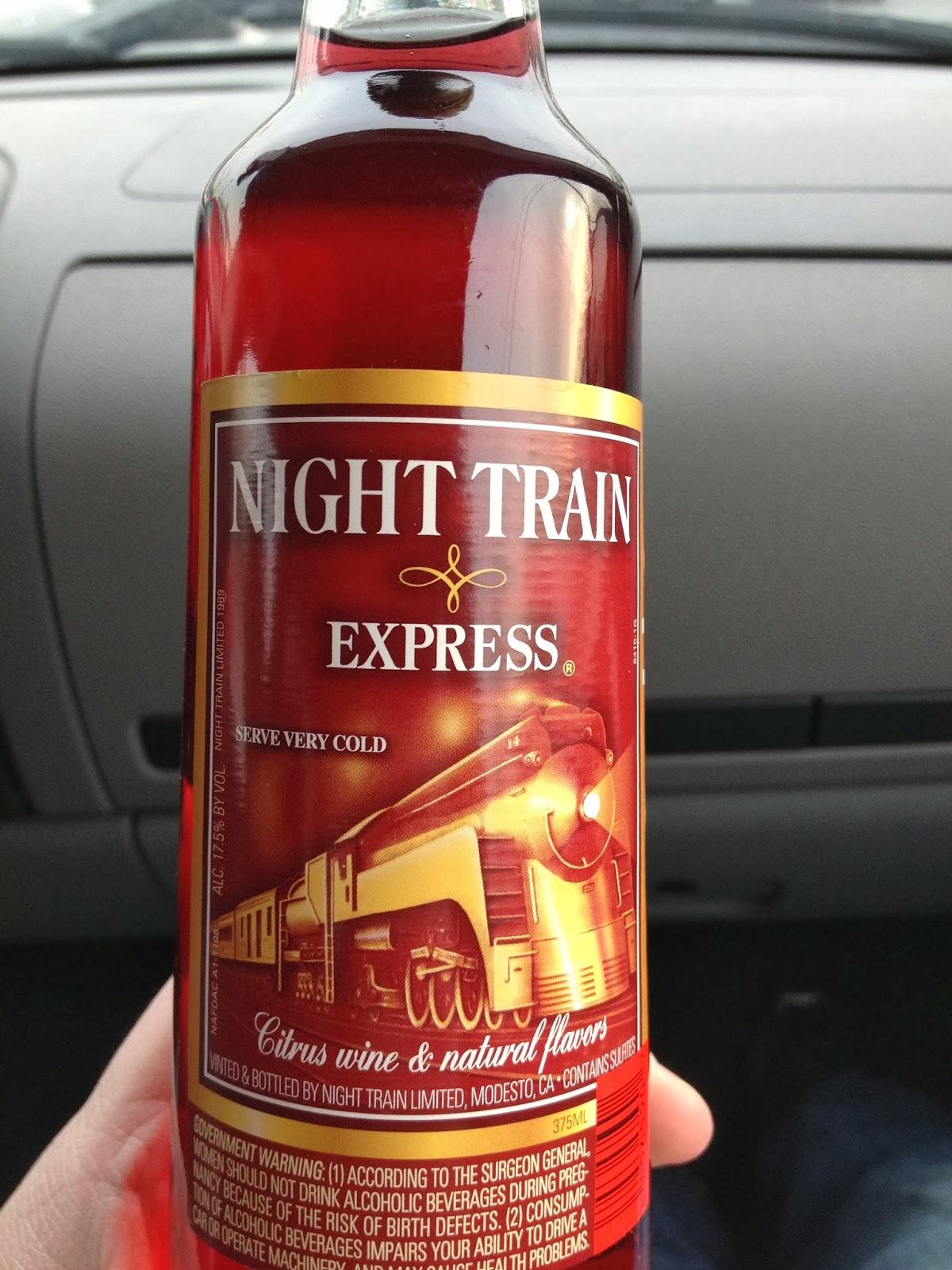 Night Train Tuesday Bumming With Bobcat