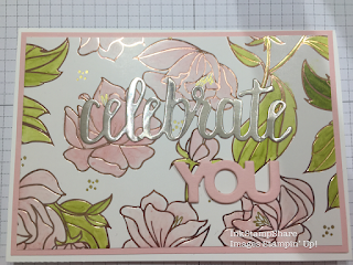 Springtime Foils Papers