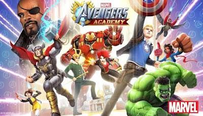 MARVEL Avengers Academy Mod Apk Download
