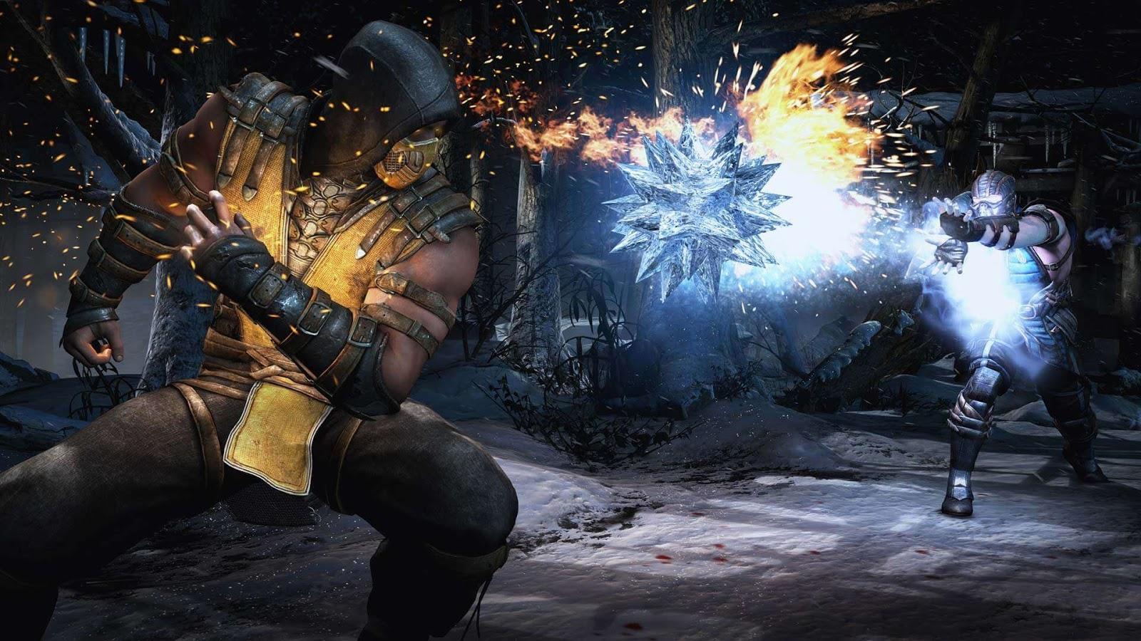 Mortal Kombat X PC - Mortal Kombat X For Pc