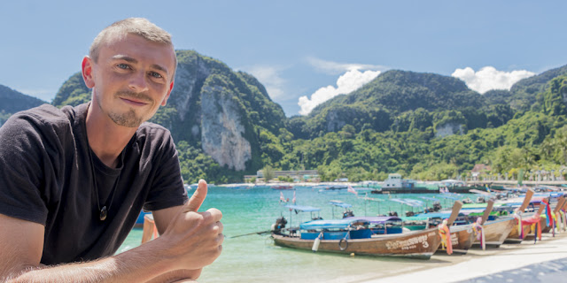 Die schönsten Orte in Thailand, Koh Phi Phi Don und Krabi