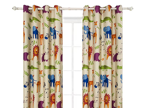 Kids Curtain Ideas for the Bedroom