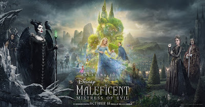 Maleficent Mistress Of Evil Movie Poster 7