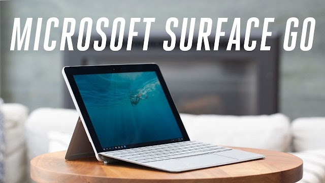 microsoft Surface Go is a proof that each computer needs LTE