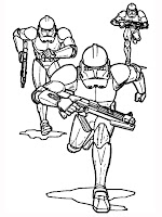 star wars troops coloring pages