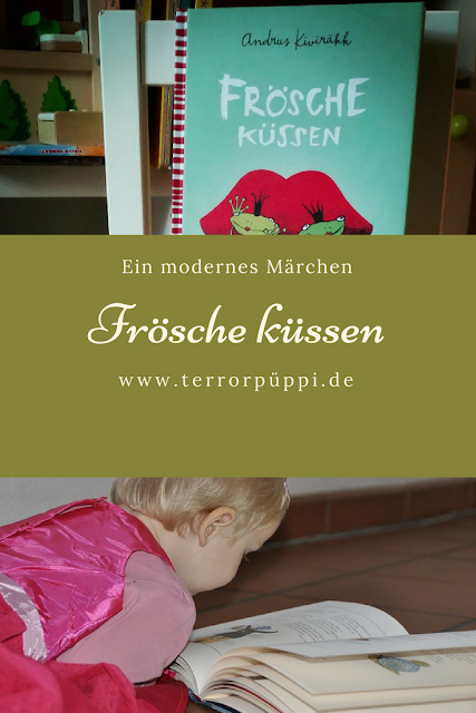 Frösche küssen - Ein modernes Märchen | Terrorpüppi